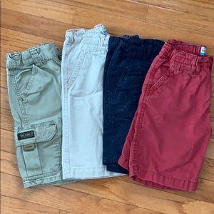 Bundle of shorts - 4 pairs